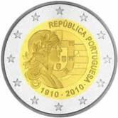 Portuguese Commemorative Coin 2010