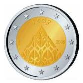 Finnish Commemorative Coin 2009 - Finnish Autonomy