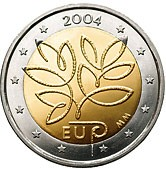 Finnish Commemorative Coin 2004