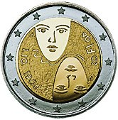 Finnish Commemorative Coin 2006 - enfranchisement of women