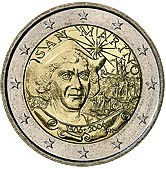 San Marino Commemorative Coin 2006 - Christopher Columbus
