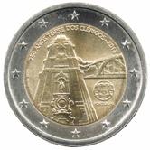 Portuguese Commemorative Coin 2013 - Torre dos Clérigos in Porto