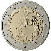 Portuguese Commemorative Coin 2014