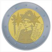 Slovenian Commemorative Coin 2014 - Barbara of Celje