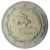 Portuguese Commemorative Coin 2015 - Timor