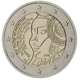 French Commemorative Coin 2015 - Founding of the Republic