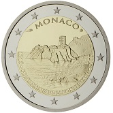 Monaco Commemorative Coin 2015