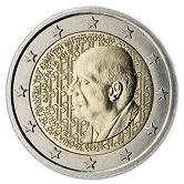 Greek Commemorative Coin 2016 - Dimitri Mitropoulos