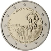 Monaco Commemorative Coin 2016 - Monte Carlo