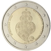 Portuguese Commemorative Coin 2016