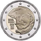 Portuguese Commemorative Coin 2017 - Raul Brandao