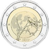 Finnish Commemorative Coin 2017.