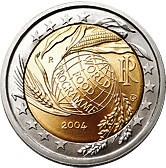 Italian Commemorative Coin 2004 - World Food Programme