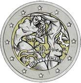 Italian Commemorative Coin 2008 - 60 years Human Rights