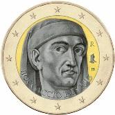 Italian Commemorative Coin 2013 - Giovanni Boccaccio