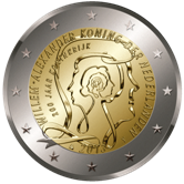 Netherlands Commemorative Coin 2013