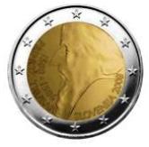 Slovenian Commemorative Coin 2008 - Primoz Trubar