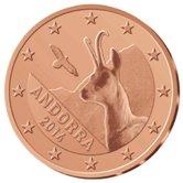 Adorran 2 cent coin