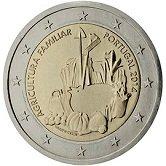 Portuguese Commemorative Coin 2014