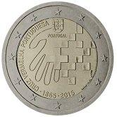 Portuguese Commemorative Coin 2015