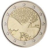 French Commemorative Coin 2015