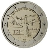 Maltese Commemorative Coin 2015