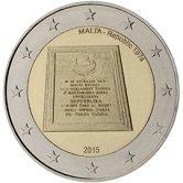Maltese Commemorative Coin 2015 - Establishment of Republic