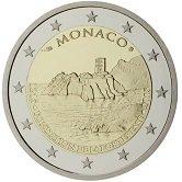 Monaco Commemorative Coin 2015