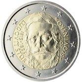 Slovakian Commemorative Coin 2015 - Ludovit Stur