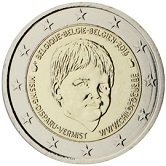 Belgian Commemorative Coin 2016 - Day of missing Children