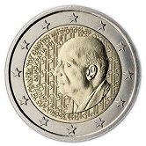 Greek Commemorative Coin 2016 - Dimitri Mitropoulos