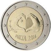 Maltese Commemorative Coin 2016