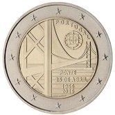 Portuguese Commemorative Coin 2016 - Bridge over Tejo