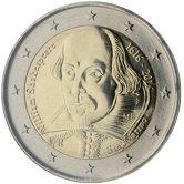 San Marino Commemorative Coin 2016 - Shakespeare