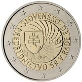 Slovakian Commemorative Coin 2016