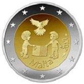 Maltese Commemorative Coin 2017