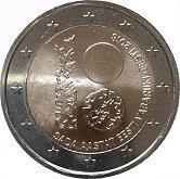 Estonian Commemorative Coin 2018