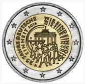 German Commemorative Coin 2015 - 25 years German unity Deutsche Einheit