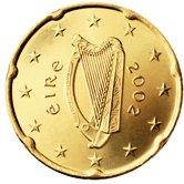 Irish 20 cent coin