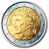 Italian 2 Euro € coin
