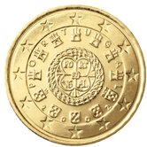 Portuguese 10 cent coin