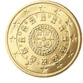 Portuguese 50 cent coin
