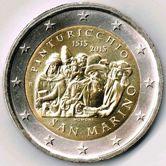 San Marino Commemorative Coin 2013 - Bernadino di Biagio