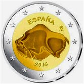 Spanish Commemorative Coin 2015 - Succession to the throne of King Filipe VI